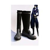 K Reishi Munakata Cosplay Shoes Boots Custom Made