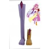 NO GAME NO LIFE Jibril  Cosplay  Boots Costume from NO GAME NO LIFE