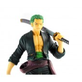 One Piece Cartoon Charact Roronoa Zoro Doll from One Piece