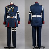 Seraph of the End Guren Ichinose Uniform Cosplay Costume from Seraph of the End