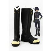 Seraph of the End Yūichirō Hyakuya Cosplay Boots Costume