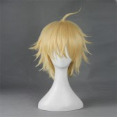 Seraph of the End Mikaela Hyakuya Cosplay Wig for Costume from Seraph of the End