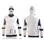 Star Wars I am a Trooper Hoodie Jacket Movie Cosplay Costume from Star Wars
