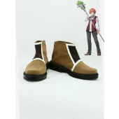The Legend of Heroes Eliot Craig Cosplay Boots Costume from The Legend of Heroes