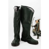 The Lord of the Rings Legolas Cosplay Boots Costume from The Lord of the Rings