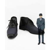 Tokyo Ghoul Amon Kotaro Cosplay Boots for Costume from Tokyo Ghoul