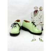 Tokyo Ghoul Shuu Gecko Cosplay Boots For Costume