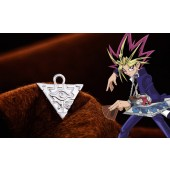 Yu-Gi-Oh pendant building block Silver Necklace from Yu-Gi-Oh