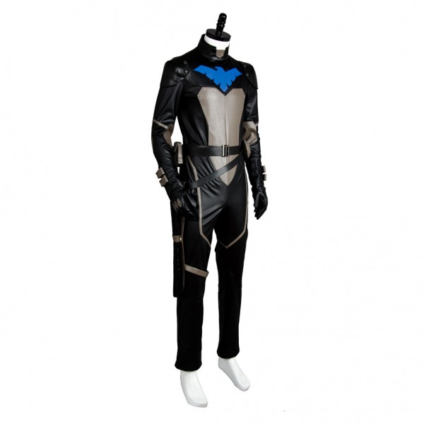 Nightwing Costume For Kids Nightwing Young Justic...