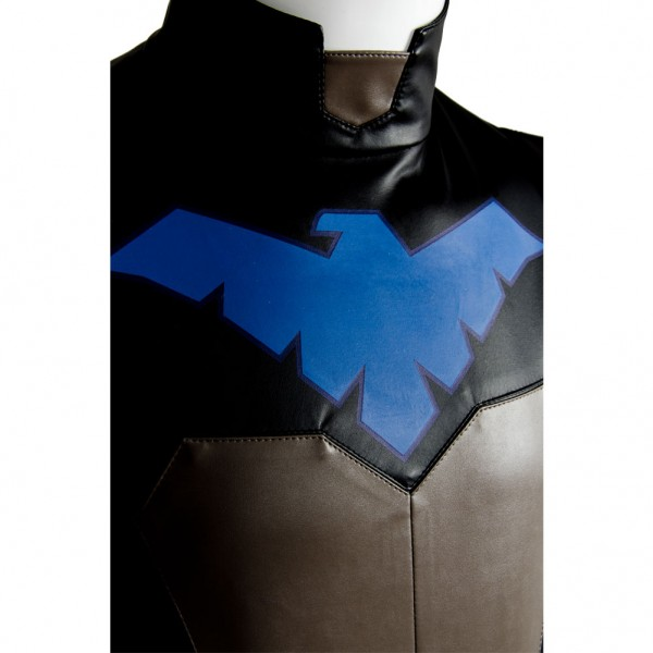 Nightwing young justice s2 uniform jumpsuit cosplay costume skycostume nightwing young justice s2 uniform jumpsuit cosplay costume solutioingenieria Images