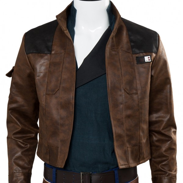 han solo solo  a star wars story outfit cosplay costume