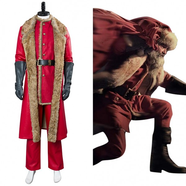 Santa Claus The Christmas Chronicles Cosplay Costume