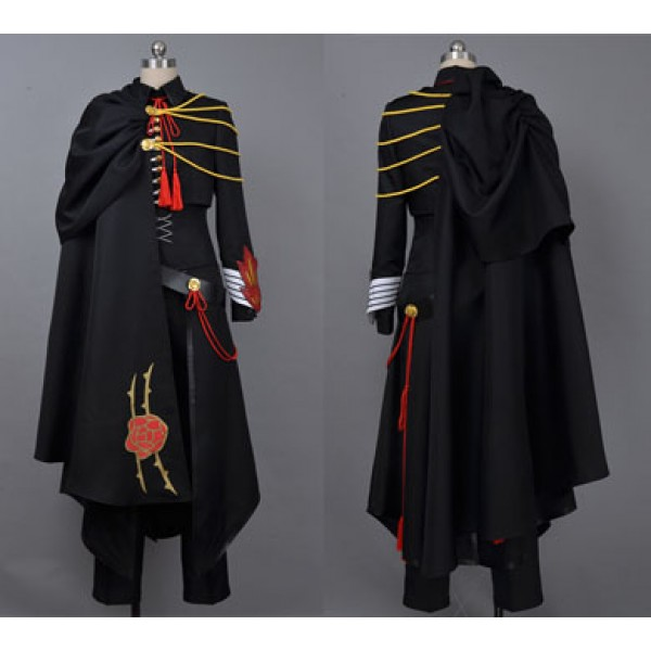 ... Code Geass Lelouch of the Rebellion Black Uniform Cosplay Costume ... & Code Geass Lelouch of the Rebellion Black Uniform Cosplay Costume ...