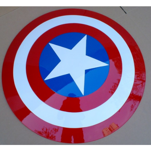 Captain America 2 The Winter Soldier Shield New Weapon Armor For