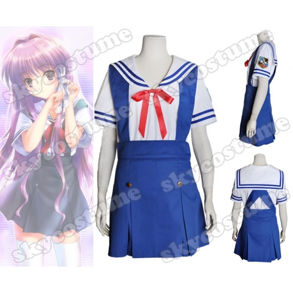 Clannad Cosplay  Clannad_yukine_miyazawa_girl_school_uniform_cosplay_costume