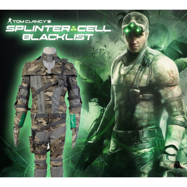 Sam Fisher Conviction Cosplay | www.imgkid.com - The Image ...