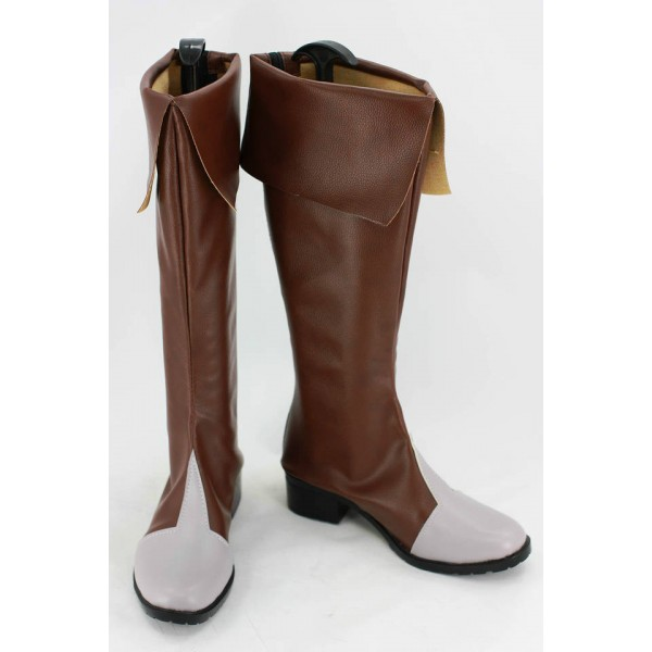Valvrave VVV the Liberator L-Elf Karlstein Cosplay Shoes ...