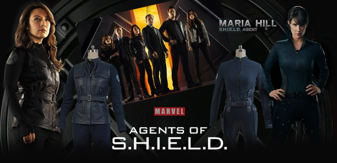 Agents of S.H.I.E.L.D. costumes
