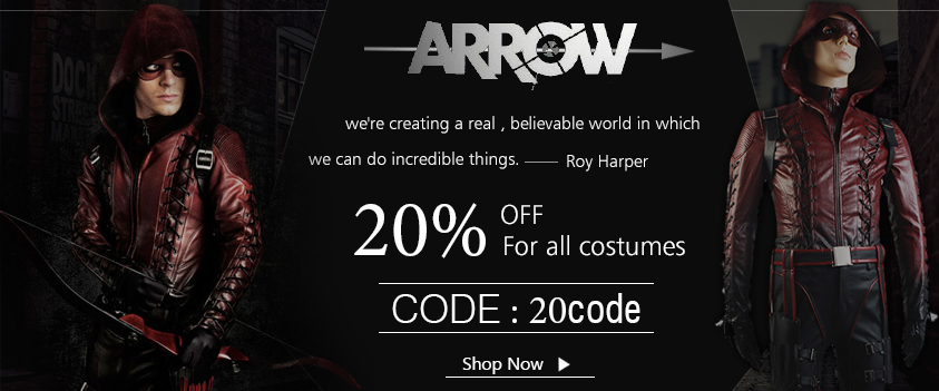 New Arrow costumes