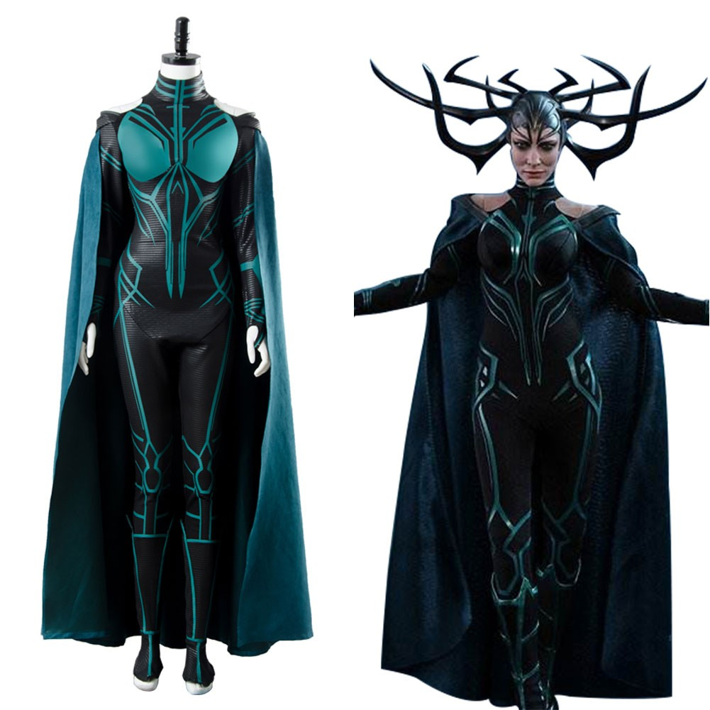 Thor Ragnarok Women Costumes Deluxe Theatrical Quality Adult Costumes
