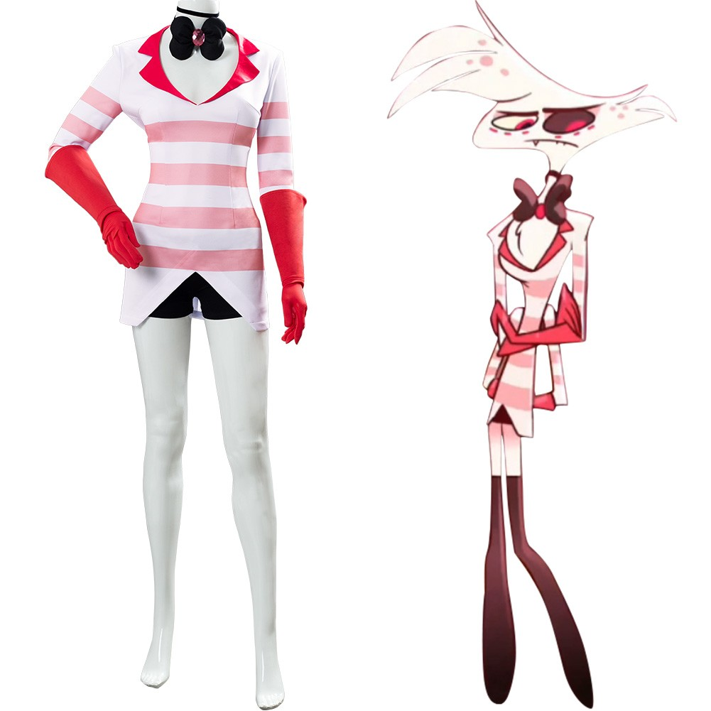 Hot!Sabrina from Pokemon Cosplay Costume red outfit