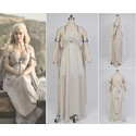 Game of Thrones Daenerys Targaryen Mother of Dragons Dress Suit Cosplay Costume from Game of Thrones