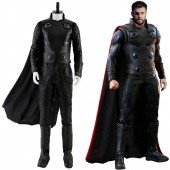 Thor Avengers: Infinity War 2018 Outfit Ver. B Cosplay Costume