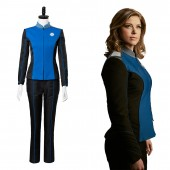 Kelly Grayson The Orville Uniform Cosplay Costume