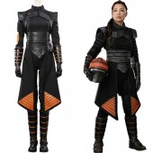 Star Wars Mandalorian-Fennec Shand Outfit Halloween Carnival Costume Cosplay Costume