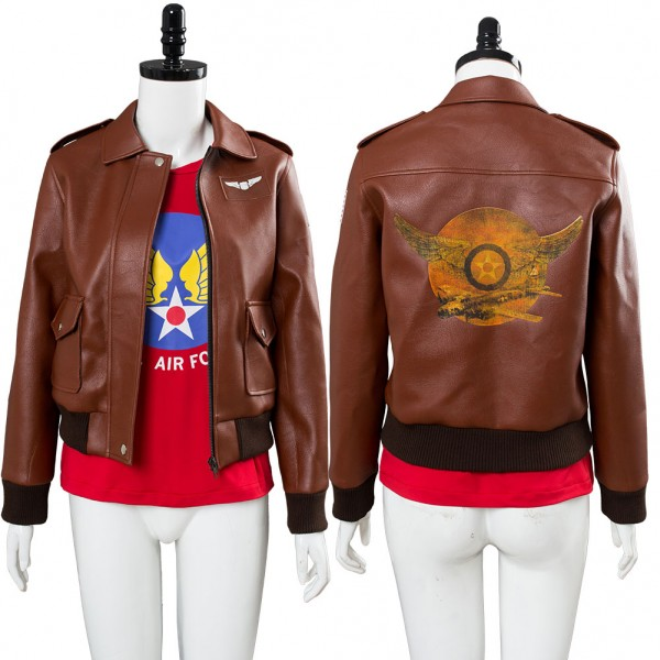 Captain Marvel Carol Danvers U S Air Force Cosplay Costume 28 results for women's air force costume. skycostume