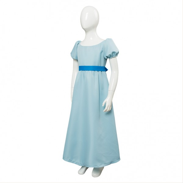 b9c1b48558a65 Wendy Peter Pan and Wendy Wendy Moira Outfit Cosplay Costume ...