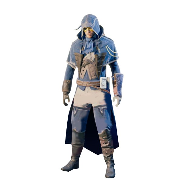 Assassin S Creed Unity Arno Victor Dorian Mirage New Suit