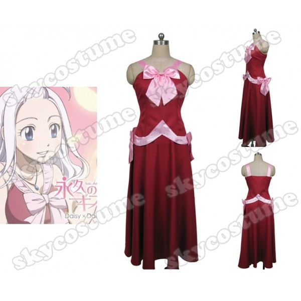 Fairy Tail Mirajane Cosplay Costume Skycostume A wide variety of fairy tail. skycostume